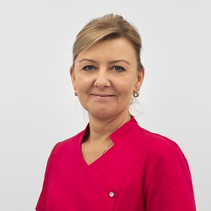 Higienistka stomatologiczna Agnieszka Pakuła