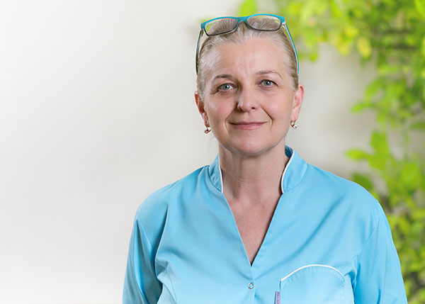 Lekarz stomatolog Dr Malgorzta Baziuk